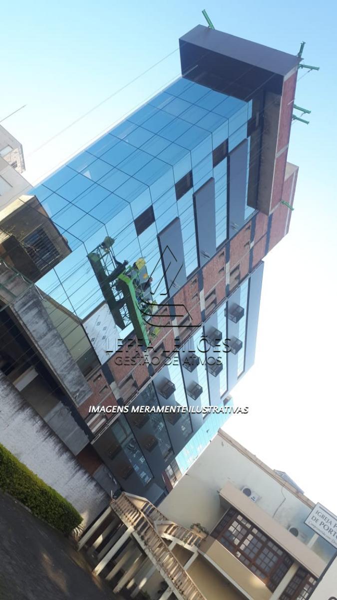 Sala Comercial 604 com 38,55 m² no Edifício San Martin em Porto Alegre/RS