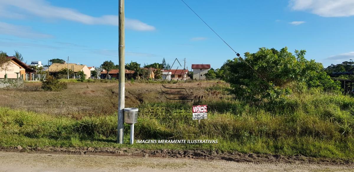 Terreno Urbano, na Praia Paraíso, Lote 20 da Quadra 61, em Torres/RS