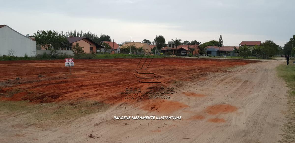 Terreno Urbano, na Praia Paraíso, Lote 18 Quadra 61, em Torres/RS