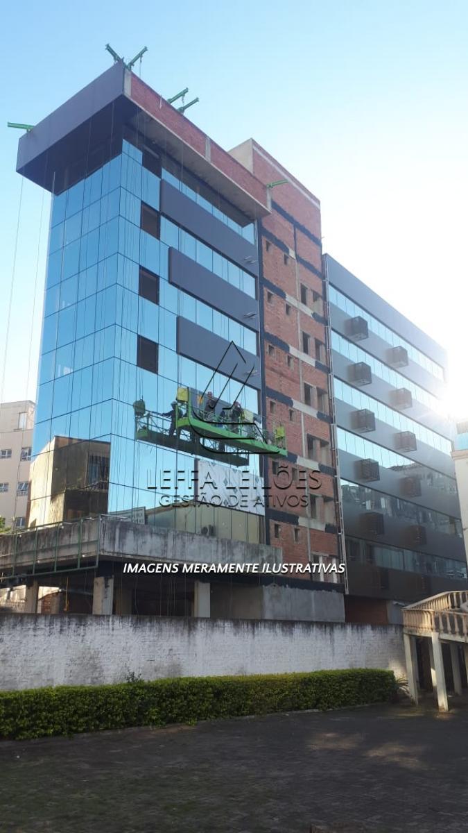 Sala Comercial 606 com 44,22 m² no Edifício San Martin em Porto Alegre/RS