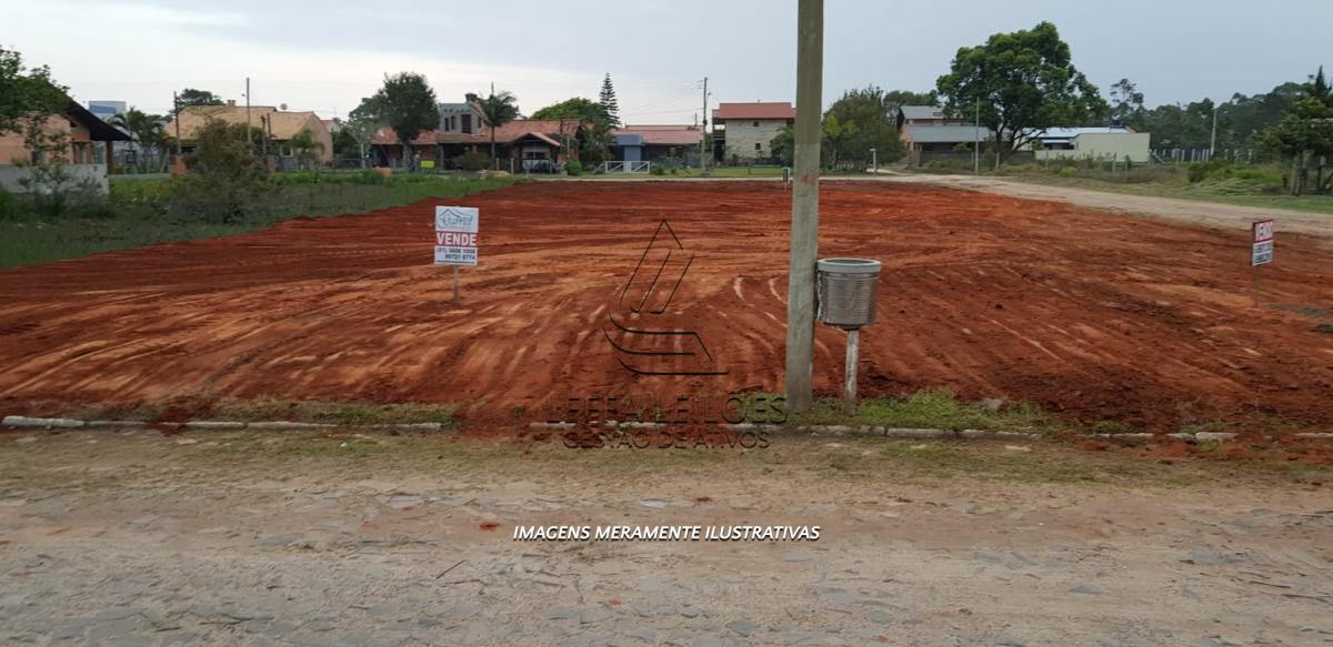 Terreno Urbano, na Praia Paraíso, Lote 19 Quadra 61, em Torres/RS