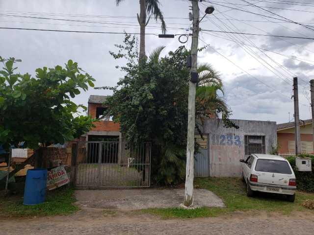 Terreno Urbano, com Benfeitorias, na Vila São João em Torres/RS