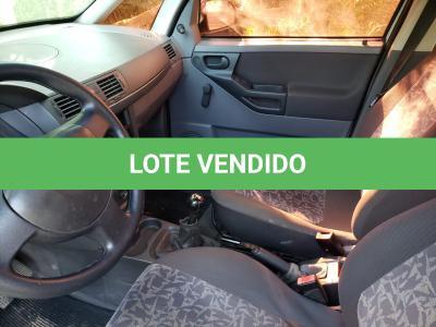 LOTE 002 - VEÍCULO GM/MERIVA, ano 2004 e modelo 2004