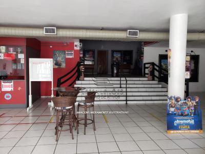 LOTE 003 - Loja nº 81 (Cinema) do Capão da Canoa Shopping, na avenida paraguassu, esquina com a Rua Andira, em Capão da Canoa/RS