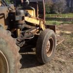 LOTE 001 - Trator CBT, com Garfo, Motor Mercedes Benz